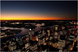 sydney-night-view