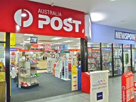 Australia Post Office