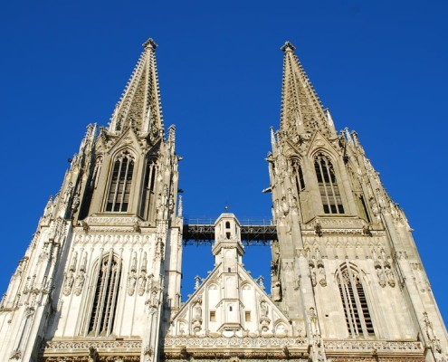 Regensburg-church