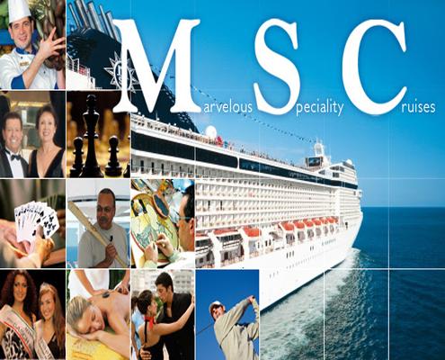 MSC-cruise