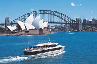 Sydney-cruise