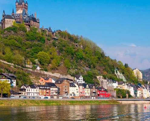 Rhine Europe Cruises